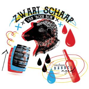 Zwart Schaap Label